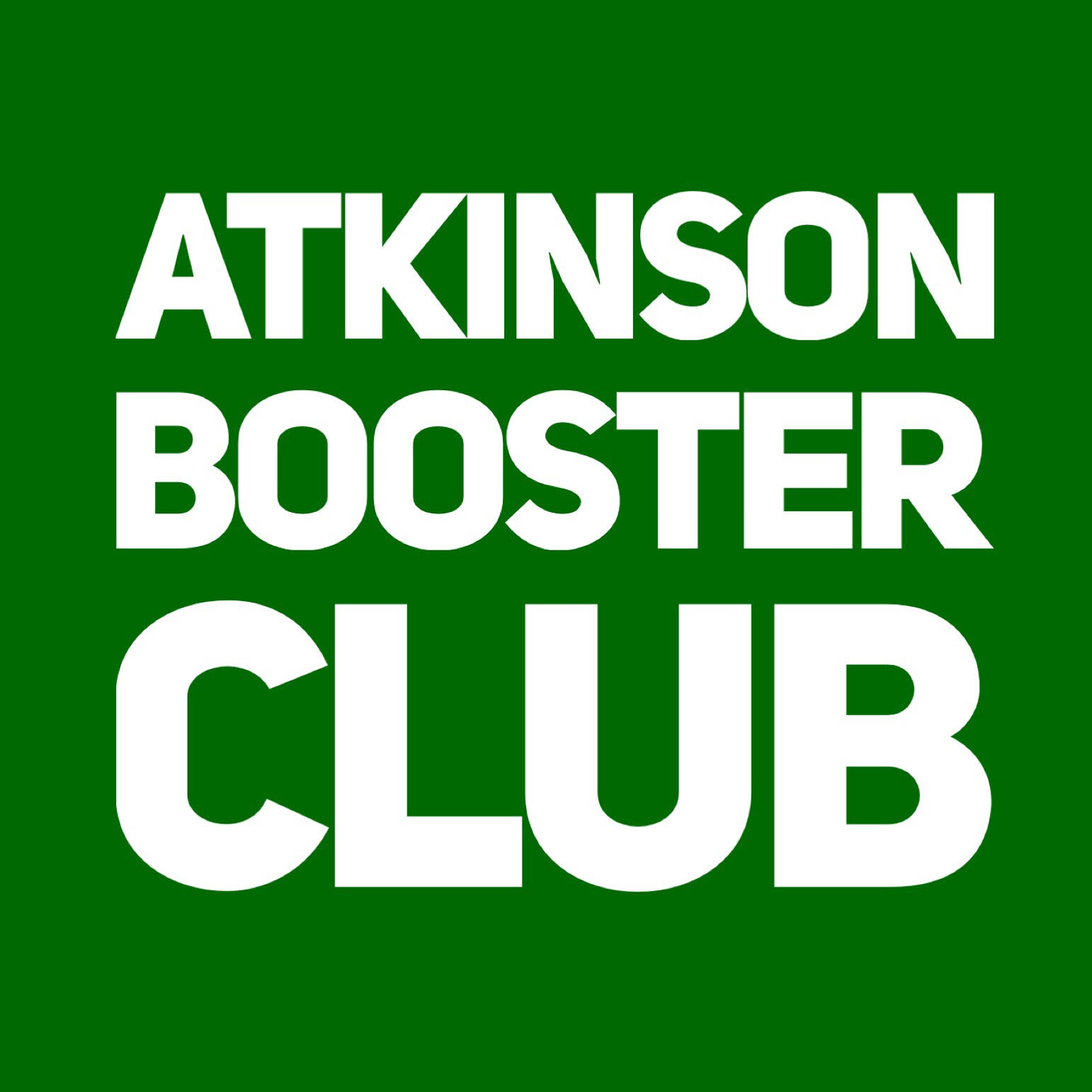 Atkinson Booster Club